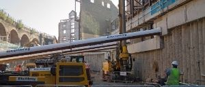 KTP develops innovative Hollow Pile technology reducing carbon emissions